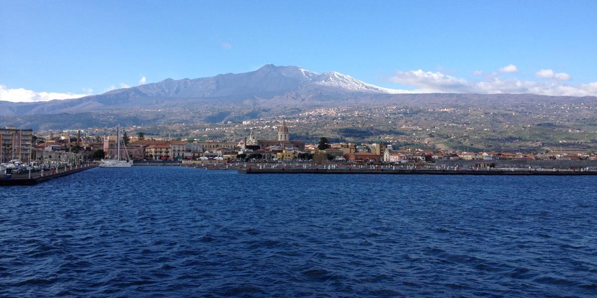 Riposto - Catania province